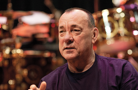 Neil Peart Drum Solo
